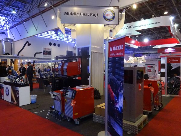 2016 MEF STEEL FAB SHARJAH