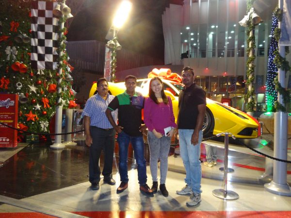 2014 FERRARI WORLD ADVENTURE
