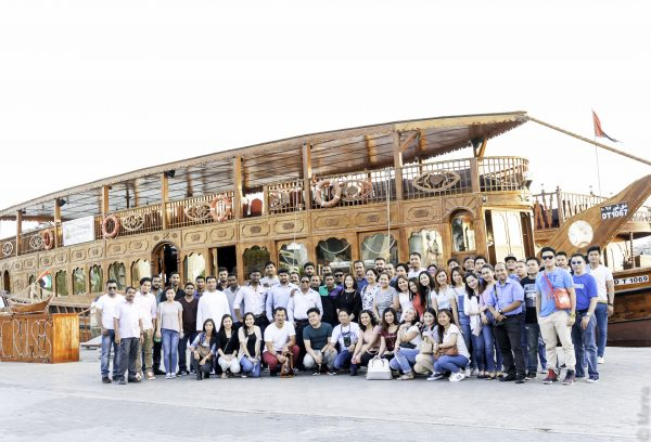 2016 MEF DHOW CRUISE